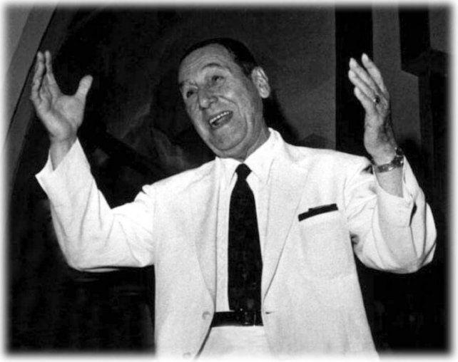 Cabaleros afortunados: salió Perón a la cabeza