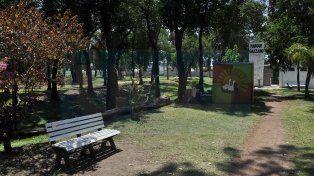 Parque Gazzano.