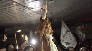 Cristina volvió a Buenos Aires y prepara una recorrida por el país
