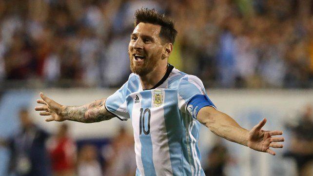 Lionel Messi dio marcha atrás y vuelve a la Selección