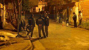 Se vivieron momentos de tensión en el barrio paranaense.