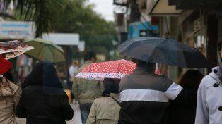 Alerta meteorológico por tormentas intensas en la provincia