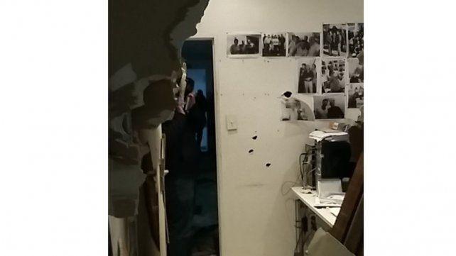 Violento intento de desalojo a los trabajadores de Tiempo Argentino y Radio América