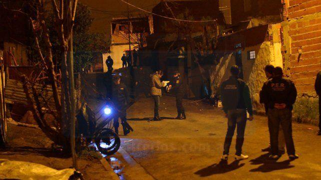 Un infierno. Hace tiempo que la violencia se adueñó del barrio y se intensificó con el homicidio.