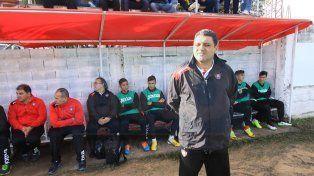 Cáceres indicó que Biggeri es un entrenador saladito dentro de la economía de Atlético Paraná .
