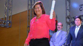 Susana Fernández.