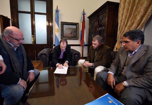 Ampliarán la red de gas natural en Chajarí: beneficiará a 535 hogares