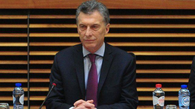 Mauricio Macri dijo que Cristina Kirchner tiene que hacer las aclaraciones que corresponden en la Justicia
