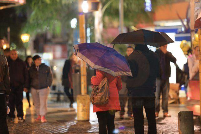 Martes con lluvia y una máxima de 12 grados en la provincia