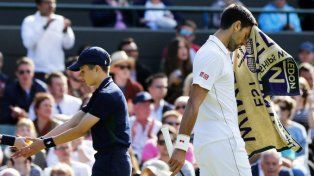 ¿Djokovic forma parte de la mafia de las toallas en Wimbledon?