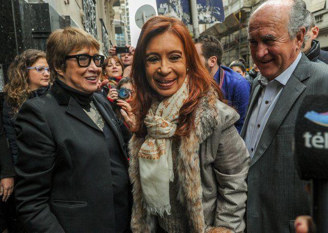 Cristina Kirchner acusó a Stolbizer de actuar con ensañamiento y real malicia