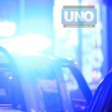Intenso tiroteo entre vecinos y la policía de Victoria