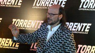 Santiago Segura: Estoy entre el miedo y la risa