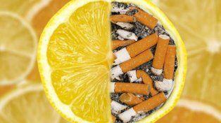 La vitamina C podría proteger del efisema provocado por el tabaco