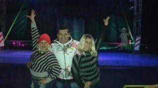 Un viral de Paraná: ¿el fantasmita del circo?