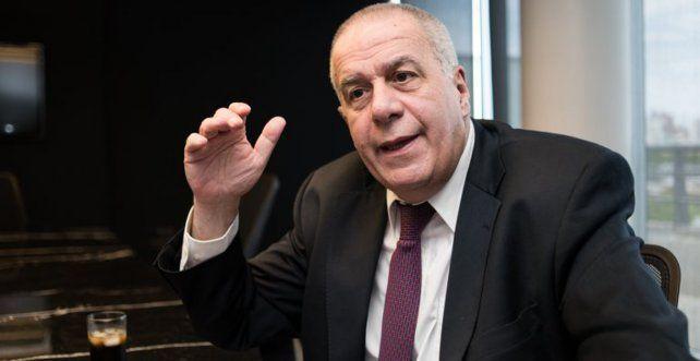 Fernando Mitjans quedó como el gran candidato a presidir la comisión normalizadora de la AFA