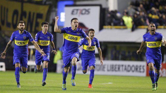 La llegada de Boca a Ecuador generó un gran revuelo.