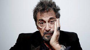 Pacino actuará en Argentina?