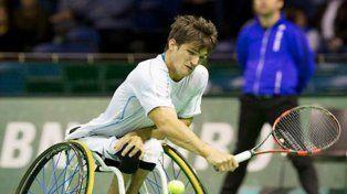 Fernández quedó eliminado de Wimbledon