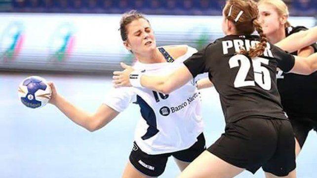 Argentina perdió ante Alemania en el mundial juniors femenino