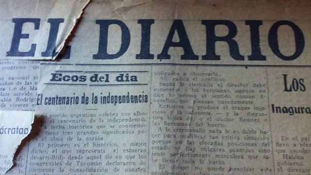 Este 9 de Julio el diario de Entre Ríos es UNO