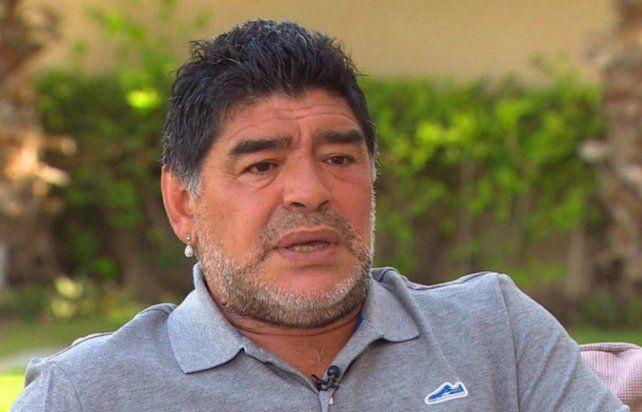 La sorpresiva declaración de Diego Maradona: Odio a los Simpsons