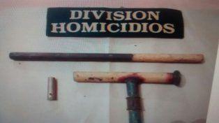 Secuestraron un arma en barrio Maccarone