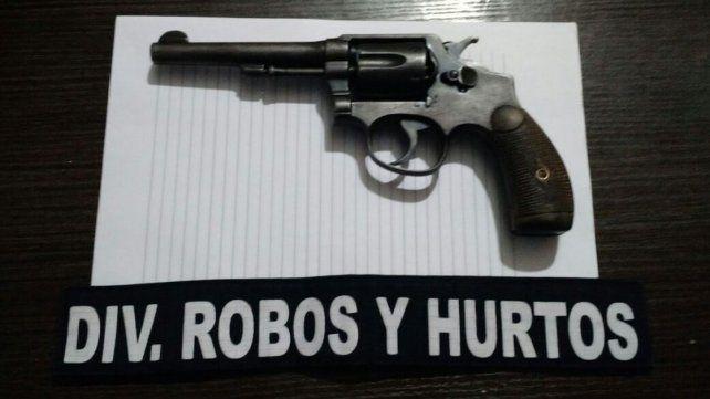 Secuestraron armas en poder de jóvenes