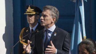 Macri: Asumir ser independientes y libres conlleva una responsabilidad