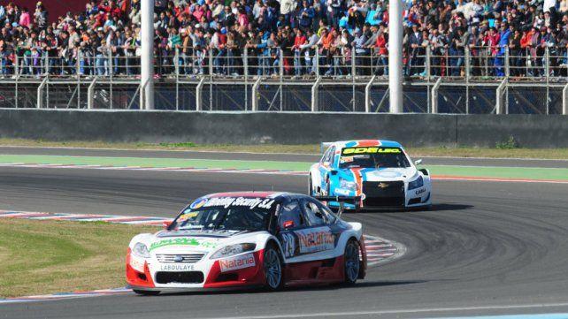 Risatti ganó en Termas de Río Hondo en el Top Race V6