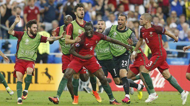 Portugal es el rey de Europa por primera vez en la historia