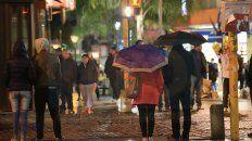 podrian volver las lluvias hacia mediados de la semana
