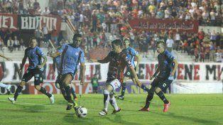 El Rojinegro tendrá mañana su primer ensayo de pretemporada ante Belgrano de Córdoba.
