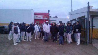 Trabajadores de la carne paran en todo el país.