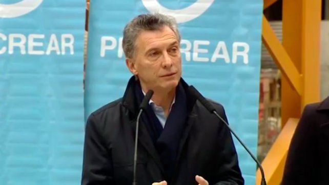 Macri pidió a los argentinos que consuman la mínima energía posible