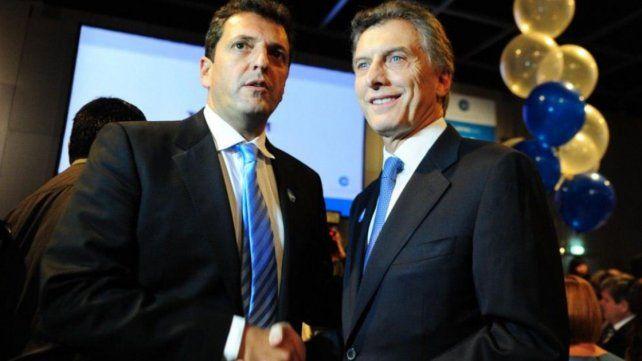 Sergio Massa le envió una carta a Mauricio Macri para que suspenda los aumentos de tarifas