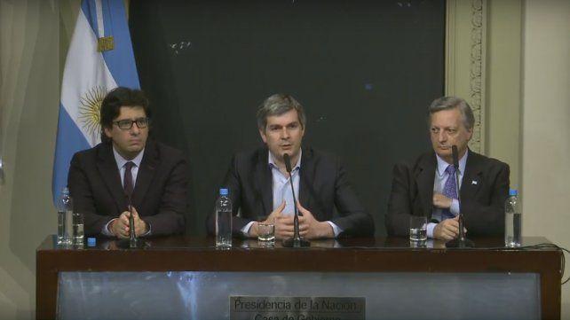 La Justicia investiga a Marcos Peña por la base de datos de la Anses