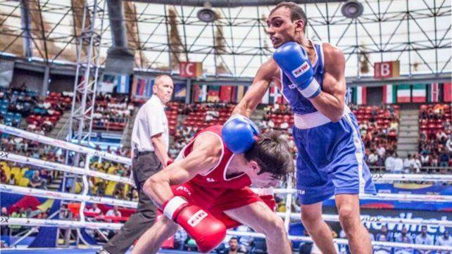 Daniel Aquino nunca fue superado por el qatarí arriba del ring