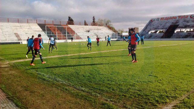 El Rojinegro juega su primer amistoso de pretemporada ante Belgrano de Córdoba