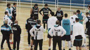 La Selección completó la primera semana de concentración