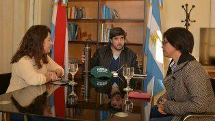 Analizan firmar un acuerdo con Fatpren para que sus afiliados visiten la provincia