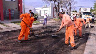 Cortes de tránsito por obras de reconstrucción vial