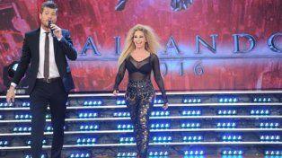 La Abogada Hot bailó y cantó en su debut en el Bailando