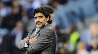 Proponen a Maradona para dirigir el Seleccionado boliviano de fútbol