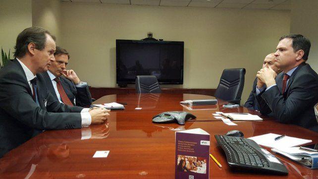 Bordet quiere asegurar obra pública con financiamiento del BID