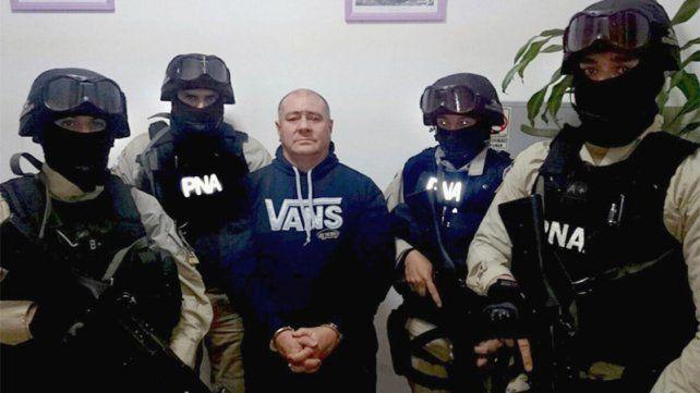 Crimen de narcos colombianos: Se entregó Marcelo Mallo tras 18 días prófugo