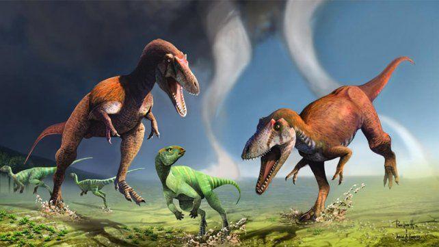 Gualicho, el nuevo dinosaurio carnívoro descubierto en la Patagonia