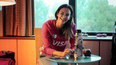 Luciana Aymar presentará su película.