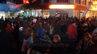 Entre Ríos protestó contra los tarifazos