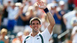 Delbonis abre la serie de Copa Davis
